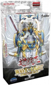 YGO TCG: Wave of Light Structure Deck
