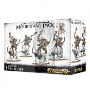 Ogor Mawtribes: Mournfang Pack