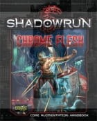 Shadowrun 5th: Chrome Flesh -> Gry RPG > RPG- język angielski > Shadowrun
