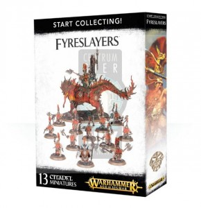 Fyreslayers: Start Collecting! Fyreslayers