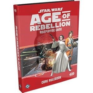 Age of Rebelion: Core Rulebook