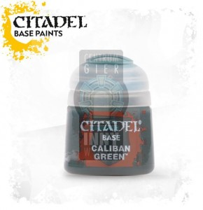 Citadel Base : Caliban Green