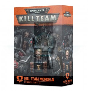 Kill Team: Kill Team Mordelai – Deathwatch Starter Set