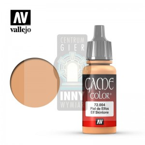 Vallejo Game Color 72.004 ELF SKIN TONE -> Akcesoria > Farbki > Vallejo > Game Color