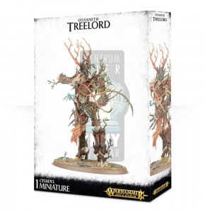 Sylvaneth Treelord / Ancient / Durthu