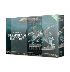 Nighthaunt: ETB Dreadblade Harrows