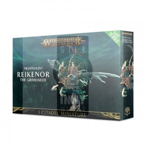 Nighthaunt: ETB Reikenor the Grimhailer