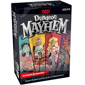 D&D Dungeon Mayhem EN