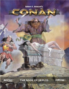 Conan Book of skelos + PDF