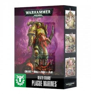 Chaos Space Marines: Easy to Build Death Guard Plague Marines