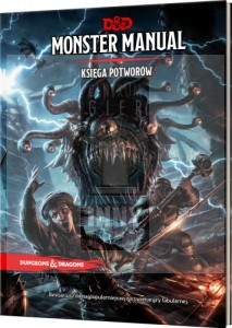 Dungeons & Dragons: Monster Manual (Księga Potworów) -> Gry RPG > RPG - język polski > Dungeon and Dragons (Lochy i Smoki)