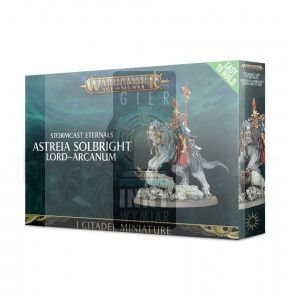 Stormcast Eternals: Easy to Build: Astreia Solbright, Lord-Arcanum