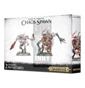 Beasts of Chaos - Chaos Spawn
