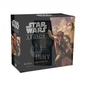 Star Wars: Legion Rebel Troopers Unit Expansion