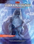 D&D 5.0: Storm King's Thunder