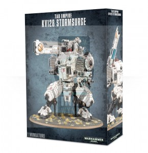 Tau Empire: KV128 Stormsurge