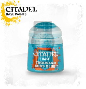 Citade Base: Thousand Sons Blue