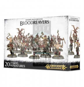 AoS Blades of Khorne: Bloodreavers