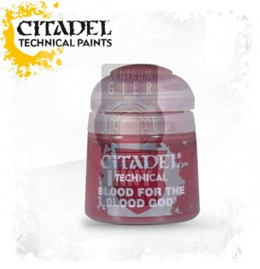 Citadel Technical : Blood for the Blood God