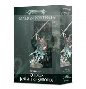 AoS Nighthaunt:  Keldrek: Knight of Shrouds