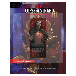 Dungeons & Dragons 5ed  Curse of Strahd