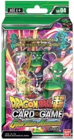 Dragon Ball Super S4 Colossal Warfare Guardian of Namekians Starter Deck