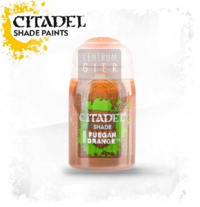 Citadel Shade: Fuegan Orange