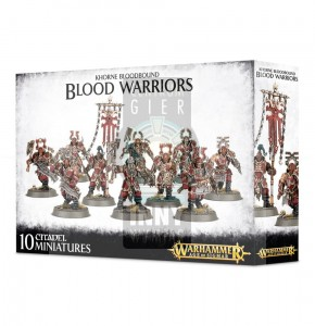 AoS Blades of Khorne: Blood Warriors