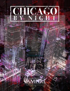 Chicago By Night - Vampire: The Masquerade 5th Edition